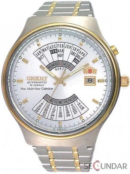 Ceas Orient Sporty Automatic FEU00000UW Multi-Year Calendar Collection Barbatesc