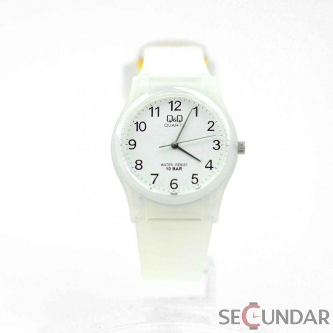 Ceas Q&Q VQ02J800Y Classic Sport White Collection de Dama