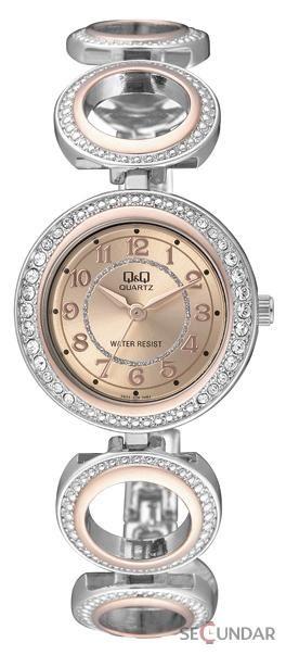 Ceas Q&Q F501-405Y Elegant de Dama