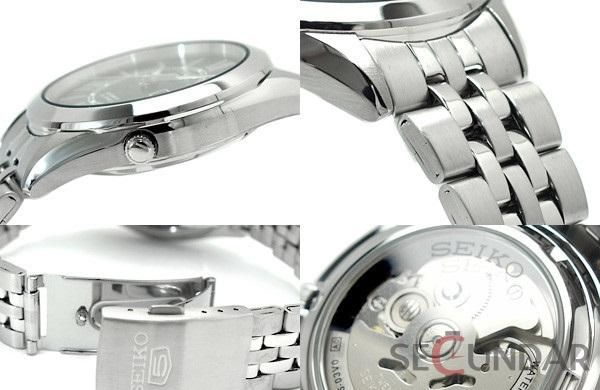 Ceas Seiko 5 Automatic Collection SNKL35K1 Barbatesc