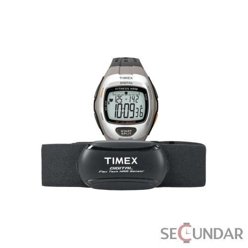 Ceas Timex Ironman T5K735 Heart Rate Grey Dial Unisex