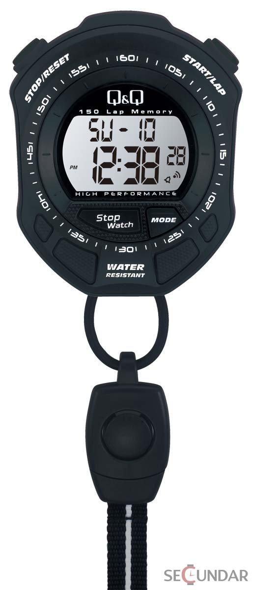 Cronometru Q&Q DIGITAL MF01J002Y