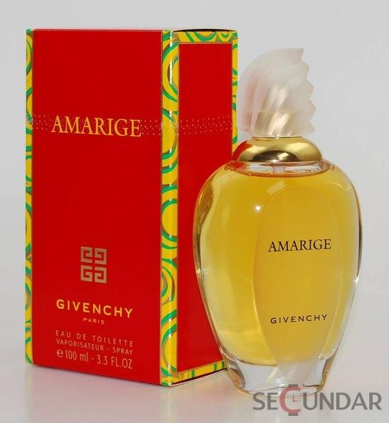 Givenchy Amarige EDT 100 ml TESTER de Dama