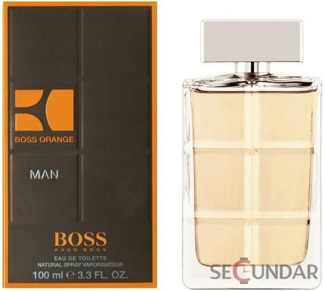 Hugo Boss Orange Man 100 ml EDT Barbatesc