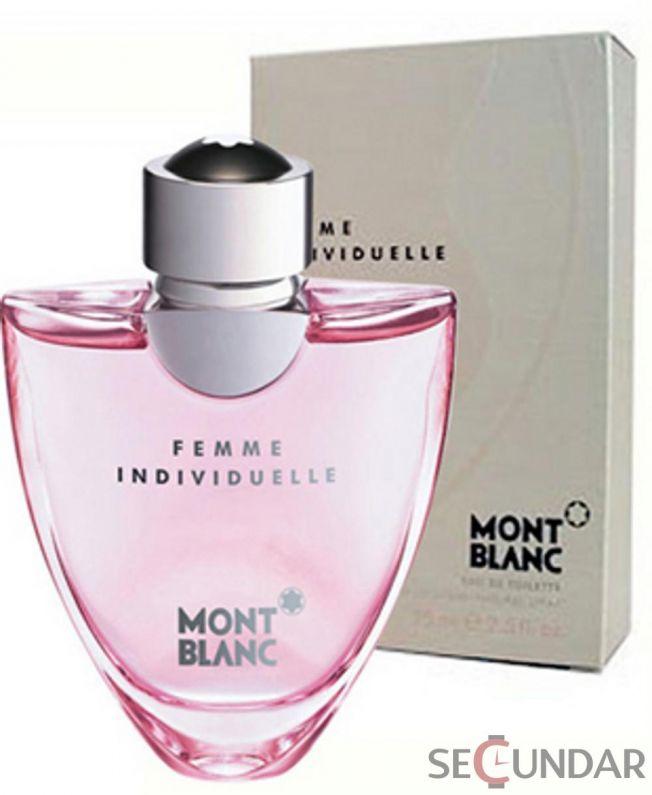 Mont Blanc Femme Individuelle 75 ml EDT de Dama