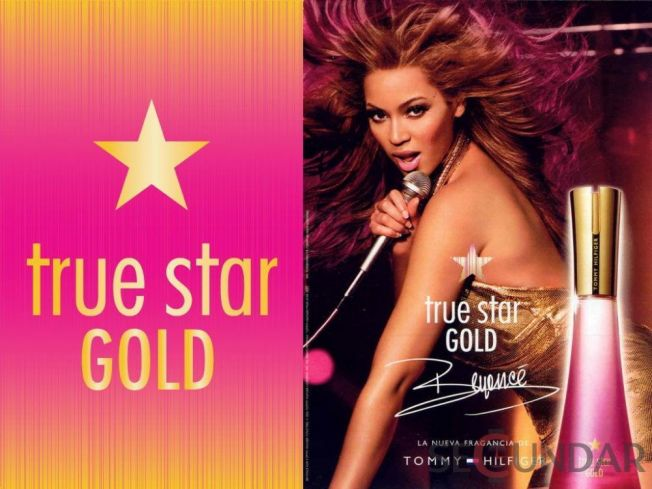 Tommy Hilfiger True Star Gold 75 ml EDT de Dama