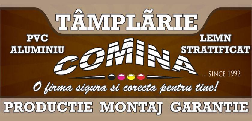 Banner-Tamplarie PVC AL Lemn Stratificat