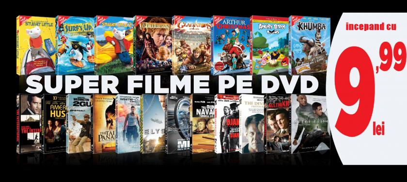 FIlme DVD 9,99