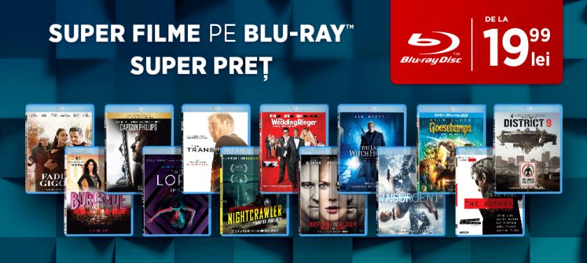 Promo Blu-Ray
