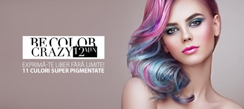 Be Color Crazy 12min