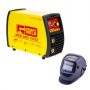 Aparat sudura 160A S'MART WELD, cu inverter Maxiarc 160 MMA si masca automata LCD cu reglaj 9-13
