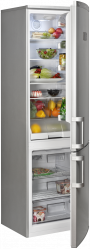 Combina frigorifica Arctic AK366 NFS+,355 Litri,Clasa A+