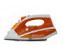Fier de calcat Soarin 88A, 1800 W, talpa inox, portocaliu