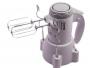 Mixer de mana Sayona SZJ-701, 400 W, 6 viteze, functia Turbo