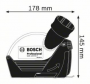 Sistem de aspirare GDE 125 EA-T